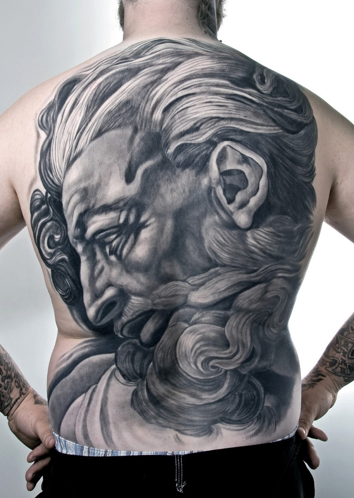 Black Amp Grey Tattoos Kirt Silver Silver City Tattoos